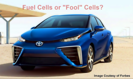 Fuel or Fool cells